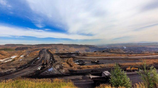 mines ciel ouvert