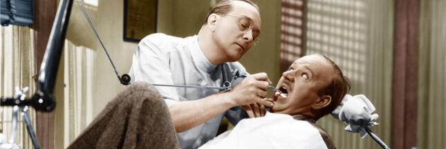 Avoir peur du dentiste peut s'avérer dangereux !