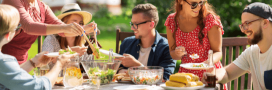 Recette saine et rapide: Mon menu d'été