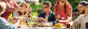 Recette saine et rapide : Mon menu d'été