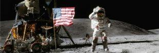 Les hommes ont aussi réussi à réchauffer la Lune