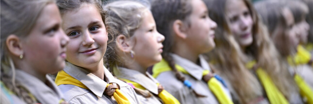 Les scouts, un mouvement au service de la citoyenneté et de l'environnement