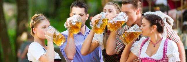 En Allemagne, la canicule se conjugue avec pénurie de bière