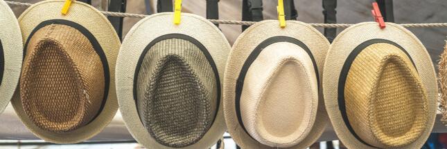 Comment nettoyer et entretenir son chapeau de paille?