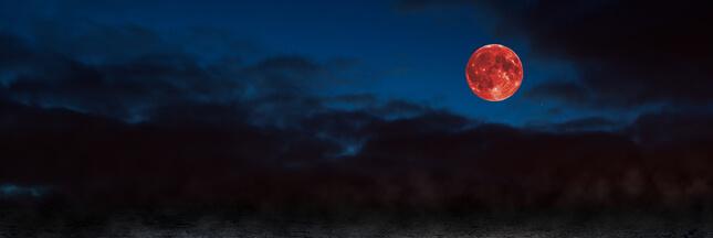 Eclipse de lune, rencontre avec Mars : que voir dans le ciel en juillet ?