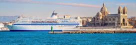A Marseille, premier procès pour un navire de croisière polluant