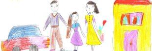 Que faire des dessins de nos enfants?