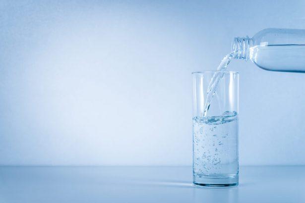 eau pétillante cuisine