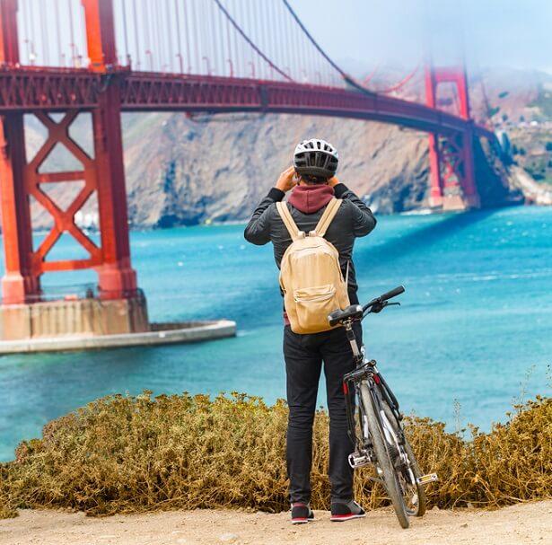 voyager aux states Visiter les Etats Unis à vélo