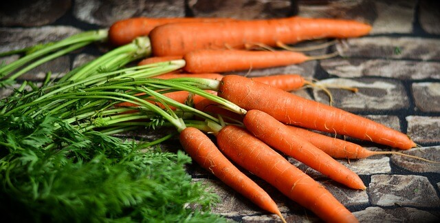 huile vegetale carotte