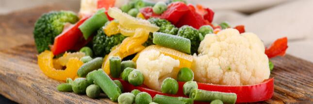 Alerte aux légumes surgelés contaminés par une souche de listéria