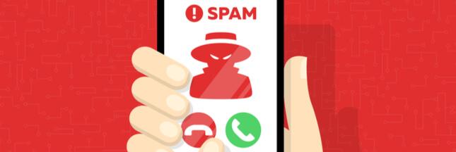 Spams, numéros surtaxés : évitez les arnaques