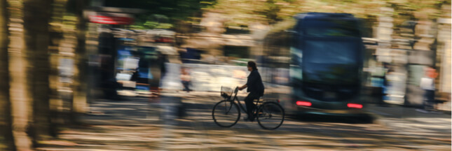 Mobilité propre : le WWF France appelle à se déplacer moins, mieux et autrement