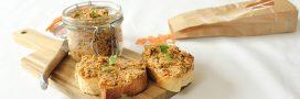 Recette du pâté végétal de lentilles corail et graines de tournesol