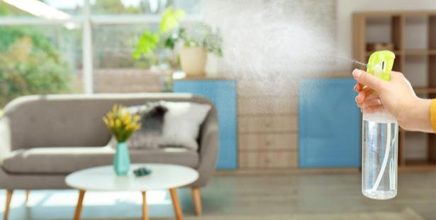 comment parfumer une maison