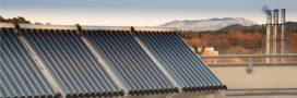 Le marché européen du solaire thermique en chute libre