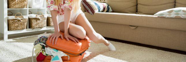 sondage valise vacances
