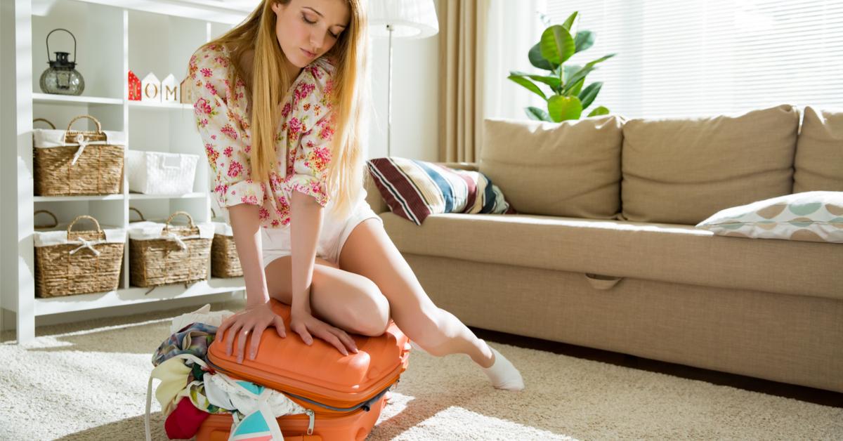 Sondage - Votre valise pour des vacances réussies