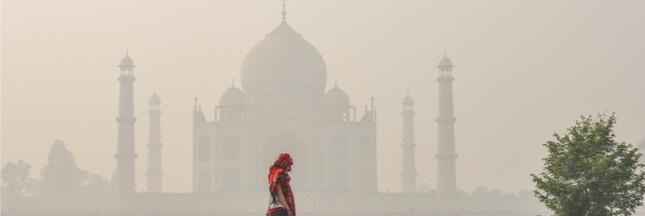 Pollution, pression touristique : le Taj Mahal, en mauvais état, pourrait-il disparaitre ?