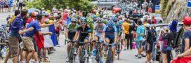 Alpe d'Huez: le Tour de France passe, les déchets restent