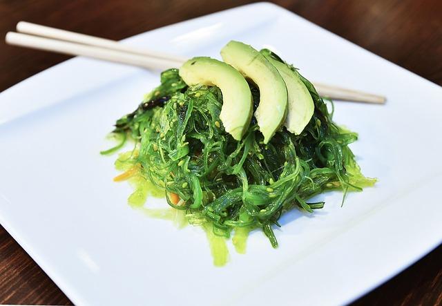 algues magnesium