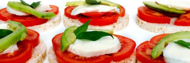 Top 10 des aliments caloriques... que l'on croyait sains !
