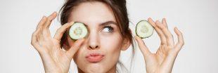 14 astuces cosmétiques au concombre rapides et faites maison