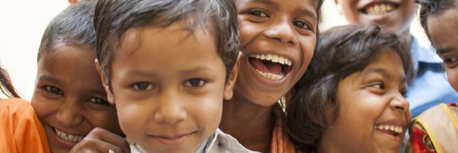 A Delhi, le bonheur s'enseigne désormais en classe !
