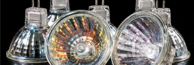 Par quoi remplacer les ampoules halogènes, bientôt interdites ?