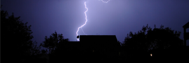Canicule, orages... Gare aux pannes de l'été !