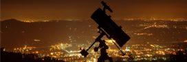 Quand la pollution lumineuse efface la nuit noire