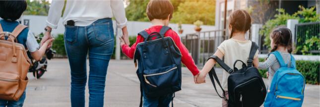 Avez-vous le droit d'arriver en retard au travail le jour de la rentrée scolaire ?