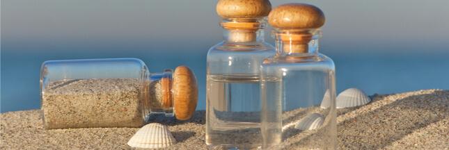 Sable, coquillages... Ramener des souvenirs de la plage peut vous coûter cher !
