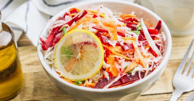 Recettes bio: 3 salades très vertes à déguster en été