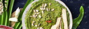 Une crème de graines de tournesol à la klamath pour tartiner vitaminé !