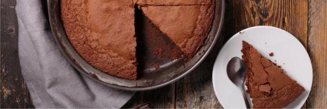 Un étonnant gâteau au chocolat sans beurre !