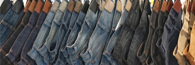 La loi interdisant de jeter les vêtements invendus sera votée en 2019