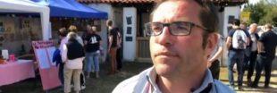 Sur l'île d'Oléron, un maire toujours aussi engagé pour la 'bonne bouffe' !