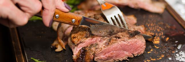 La France devrait manger moins de viande pour réduire sa consommation d'eau !