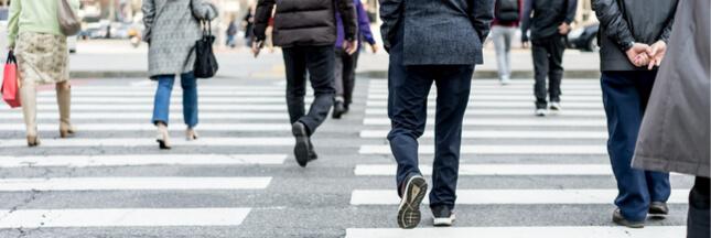 La marche à pied connaît un nouvel essor