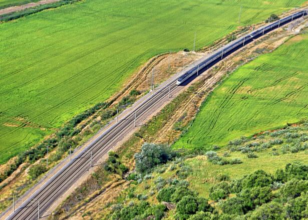 réseau ferroviaire