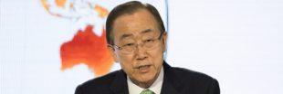 Climat : pour Ban Ki-moon, le point de non-retour est atteint