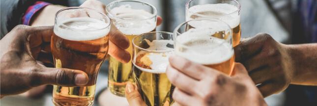 pénurie bière