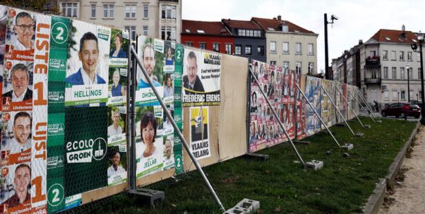 bruxelles elections