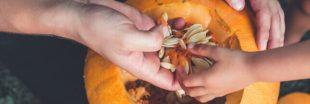 Ne jetez plus vos graines de courge !