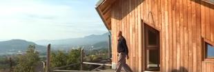 Ce projet fascinant d'habitat partagé en montagne vient d'être primé