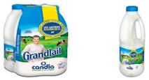 rappel produit lait