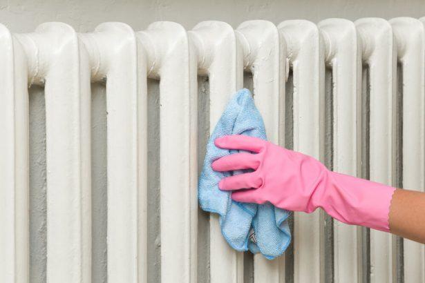 nettoyer un radiateur, purger radiateur