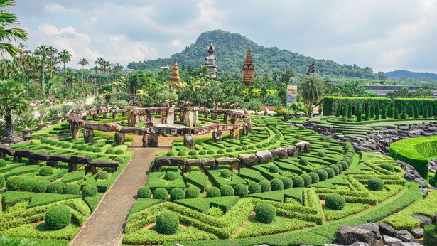 jardins botaniques