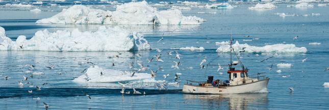 Un accord inédit interdit la pêche commerciale en Arctique !